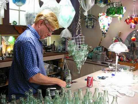Pop art coke bottle chandelier by russ morgan in under three pop art coke bottle chandelier by russ morgan in under three minutes justarumor aloadofball Images