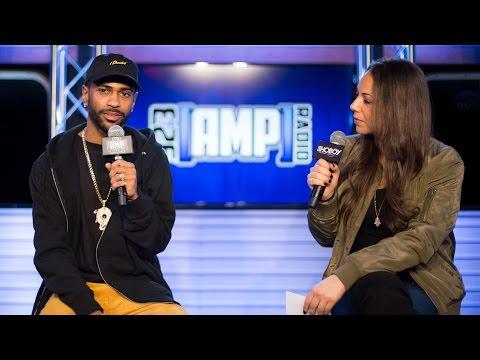 Big Sean Talks New Music With Nina