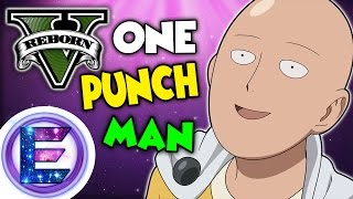 ONE PUNCH MAN - Explosive Diarrhoea - Fivereborn - GTA 5 roleplay Trolling ( Funny Moments )