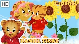 Daniel Tigre en Español 🎵🌻🐦 ¡Tanto que Explorar! | Videos para Niños