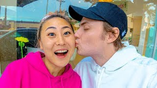 DATING MY EX BOYFRIEND FOR 24 HOURS!!