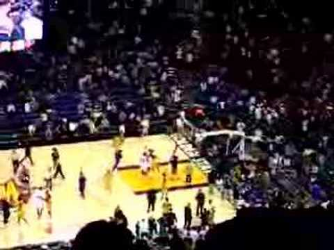 San Francisco 2007 Warriors Vs Denver Nuggets
