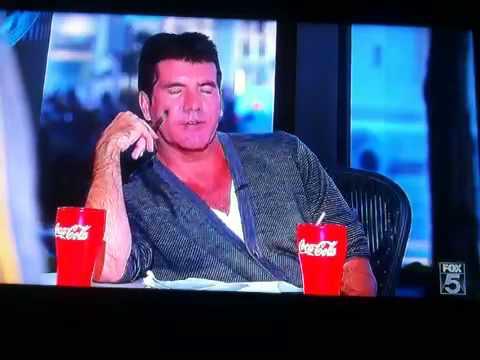 Brian Krause American Idol Audition