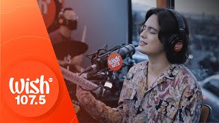 "James Reid performs ""Soda"" LIVE on Wish 107.5 Bus"