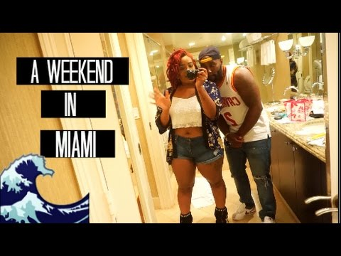A Weekend in Miami! |Vlog|