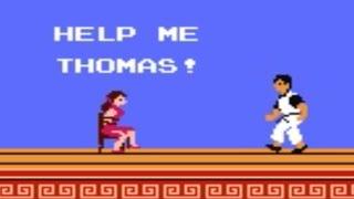 Kung Fu (NES) Playthrough - NintendoComplete