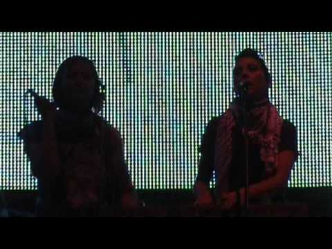 Marsheaux - Hanging On (live in Athens - A.D.W. - 18/10/2008)