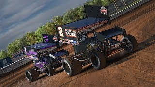 World of Outlaws Sprint Cars | Exciting Finish at Williams Grove