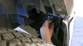 F150 15-16 Front Bumper Installation 57-0182