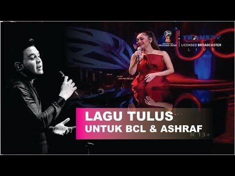 Keren , Tulus Nyanyi Lagu Monokrom Untuk Kisah Cinta BCL dan Ashraf