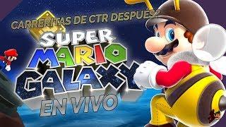 SEGUIMOS POR LAS GALAXIAS: Super Mario Galaxy 1 En vivo: #3