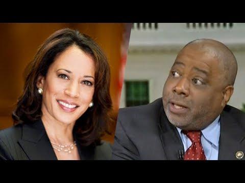 GOP Strategist Raynard Jackson Might Want To Leave Sen. Kamala Harris & NewsOne Now Viewers Alone