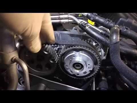 VW Golf Mk7 1.4 TSi Wymiana PASKA ROZRZĄDU 1.4tsi TIMING BELT REPLACEMENT
