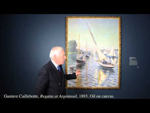 A Look Inside the Exhibition | Impressionists on the Water
