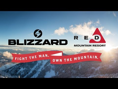 "Blizzard x RED Partner in ""Fight the Man. Own the Mountain."""