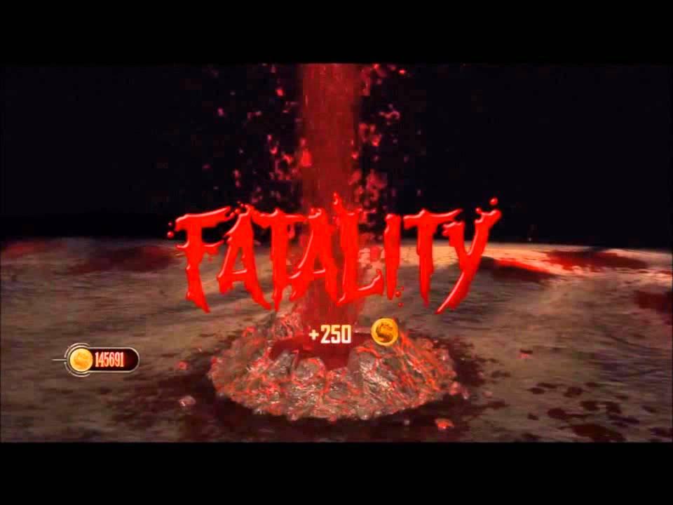 Mortal Kombat 9 ALL DLC fatalities HD