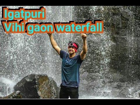 Mumbai to igatpuri | Vihigaon Waterfall | Sunday ride