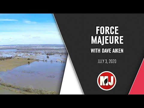 Force Majeure   Dave Aiken   July 3, 2020