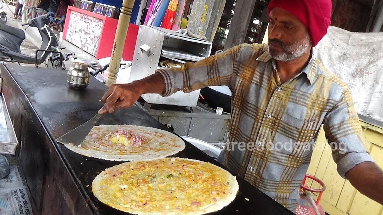 How to cook upma dosa hyderabad street food breakfast recipes in how to cook upma dosa hyderabad street food breakfast recipes in india dosa cookingshooking forumfinder Images