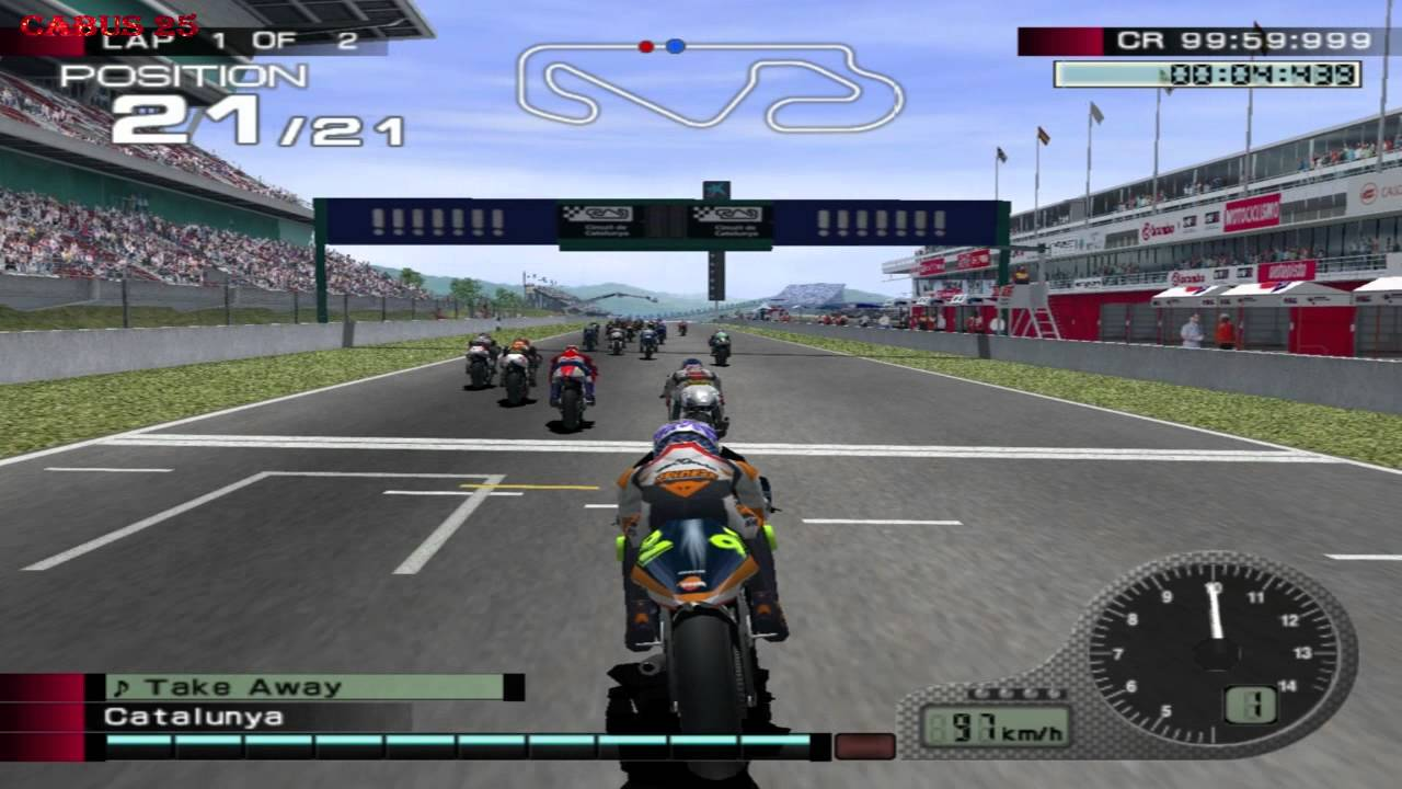 MotoGP 4 PCSX2 Gameplay HD - YouTube