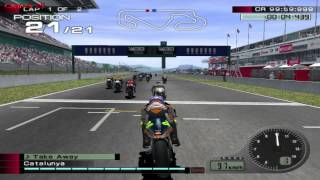 MotoGP 4 PCSX2 Gameplay HD