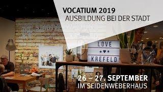 Vocatium Krefeld: Ausbildung bei der Stadt Krefeld (am 27.09.2019 um 14:19)