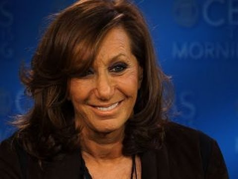 Donna Karan's advice to aspiring designers