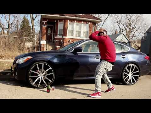Yrn Bully - Look At Me Now {Shot & Prod by @TrakSurg}