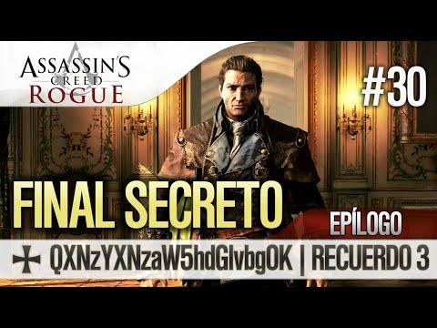 Assassin's Creed Rogue | Guía Español Walkthrough | FINAL SECRETO | Epílogo | Ending