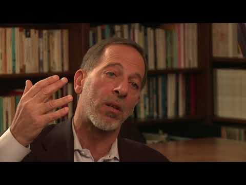 Rashid Khalidi (interview from The Occupation of the American Mind)