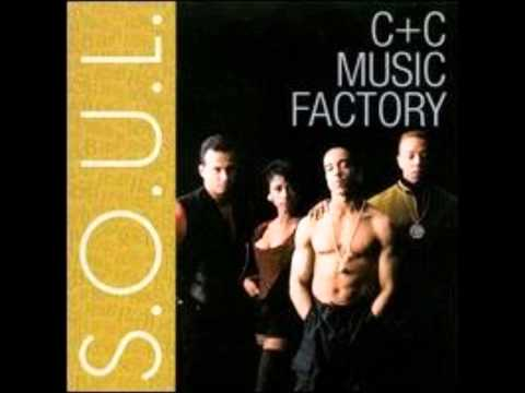 C+C Music Factory - Just a Touch of Love