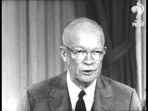 President Dwight Eisenhower ..., From YouTubeVideos