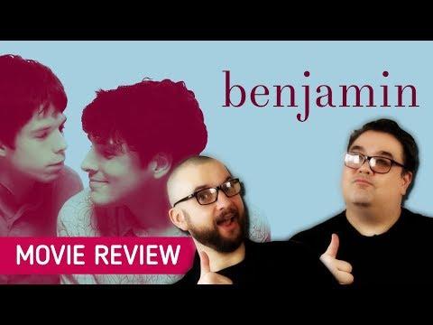 BENJAMIN starring Colin Morgan REVIEW | Boys On Film