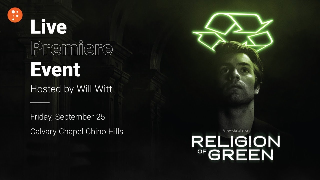 Religion of Green Live Premiere Event