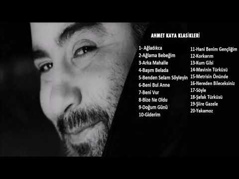 Ahmet Kaya - Klasikleri