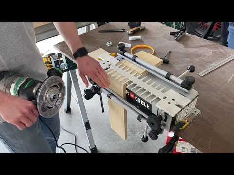 Dovetail Jig How