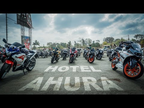 BREAKFAST RIDE HOTEL AHURA