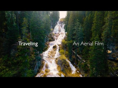 Traveling: An Aerial Film | 4K Drone - China, Canada, Germany, Prague, Iceland, South Africa