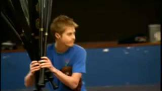 THE ROAD TO HIGH SCHOOL MUSICAL 2 Lucas Grabeel