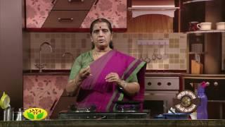Arusuvai Ithu Thani Suvai 03-07-2017 – Jaya tv cookery Program – Thol Ulunthu Podi & Thol Ulunthu Dosai
