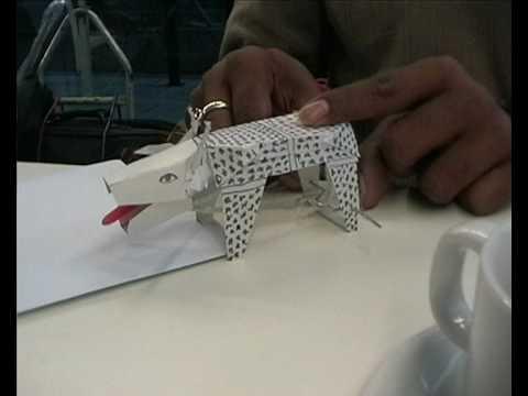 Venkat's mechanical dog