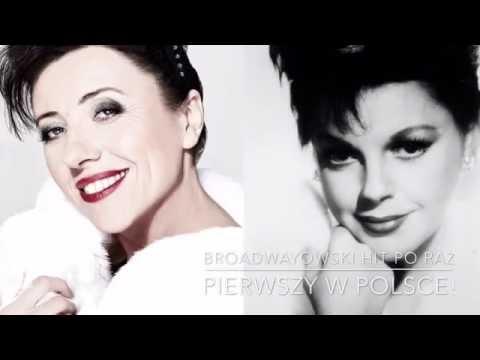 """'Własność znana jako Judy Garland"" - Hanna Śleszyńska"