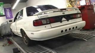 Nyce1s.com - JMR Garage Nissan Sentra SE-R Turbo 600+ WHP!!!
