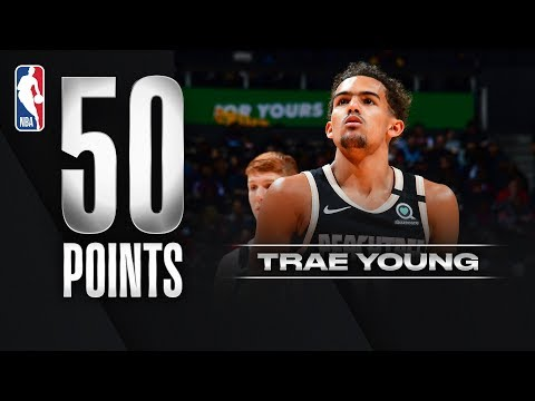 Trae ERUPTS For Career-High 50 PTS!