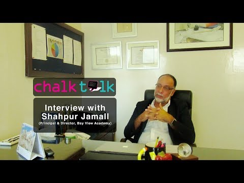 Interview with Shahpur Jamall, Principal & Director, Bay View Academy