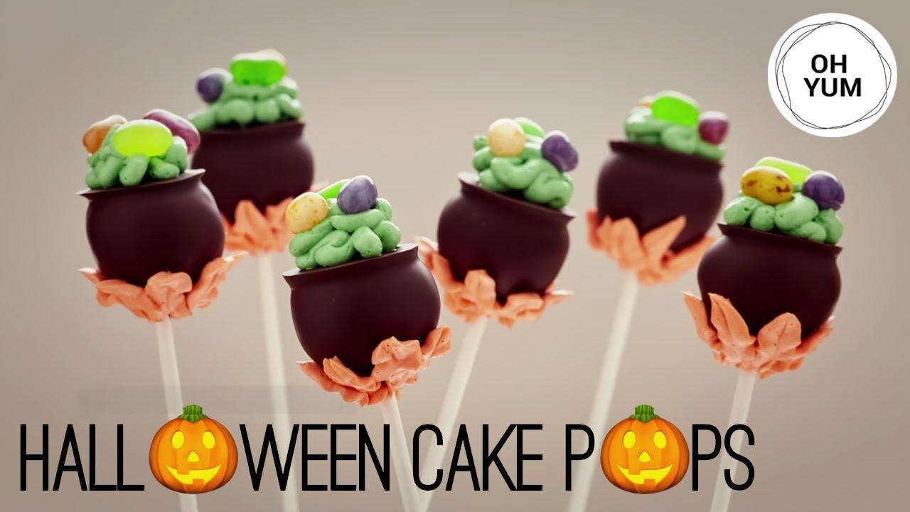 Anna Olson Cake Pops
