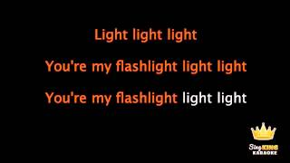 Jessie J  - Flashlight (Original Version) Minus One 'Karaoke'