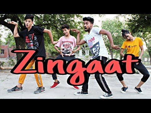 Zingaat Hindi Cover Dance | Dhadak | Ishaan & Janhvi | Choreography By Amit Kumar