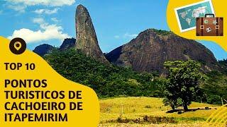 10 pontos turisticos mais visitados de Cachoeiro de Itapemirim