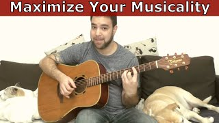 How to Get the Most Out of Simple Chords - Guitar Lesson Tutorial